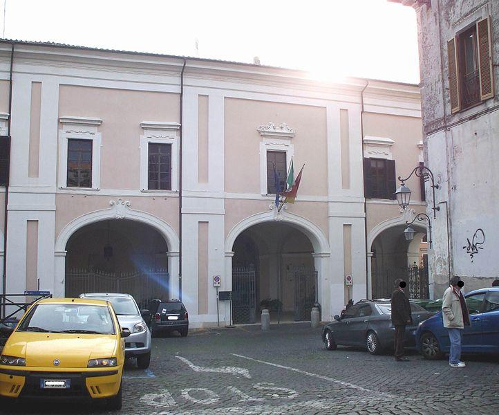 Albano Laziale Palazzo Savelli