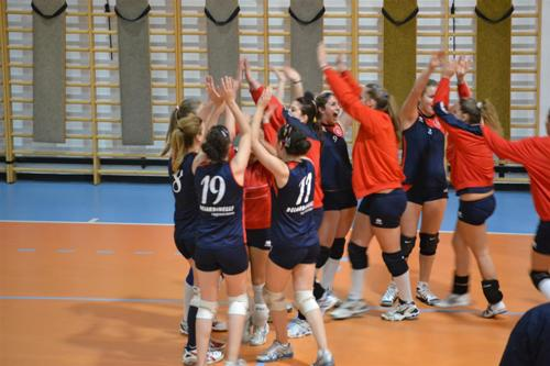 frascati volley under 18