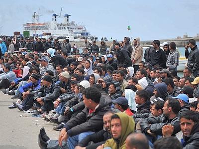 lampedusa immigrati