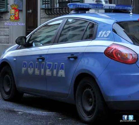 poliziacar